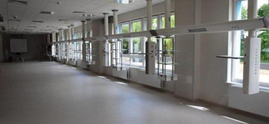 Nowe skrzydło szpitala prawie gotowe