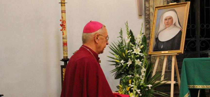 Ostrowianka siostra elżbietanka Włodzimira Czesława Wojtczak wynoszona na ołtarze