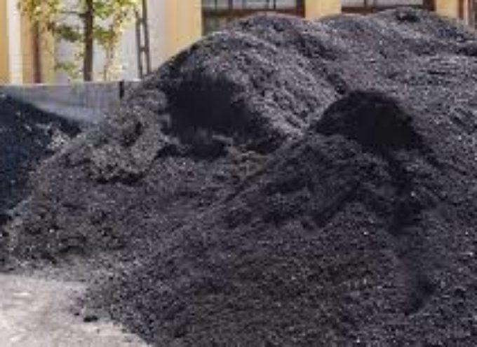 Za handel węglem złej jakości – trzy lata więzienia