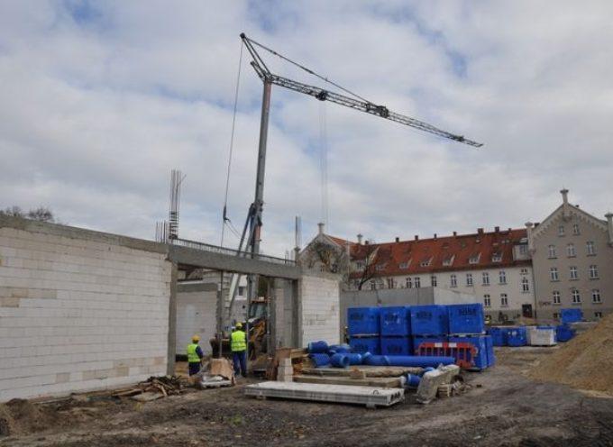 Historyczna budowa – powstaje Centrum Kształcenia Praktycznego