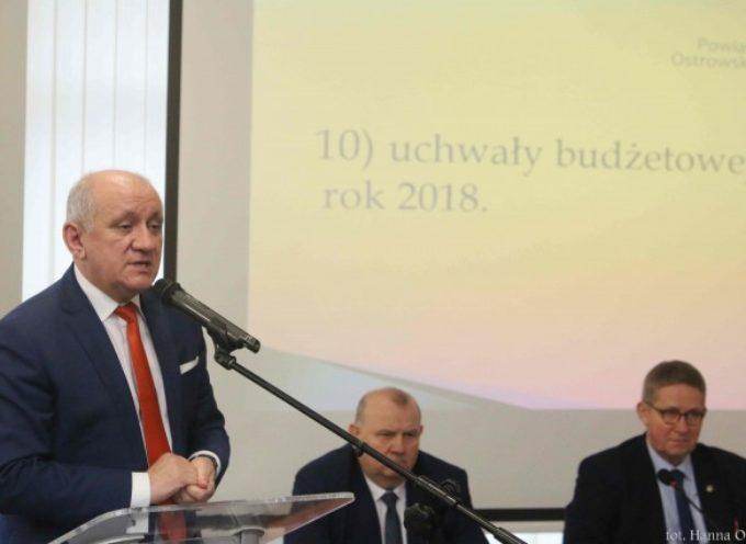 Budżet powiatu przyjęty jednogłośnie – aż 34 miliony na inwestycje
