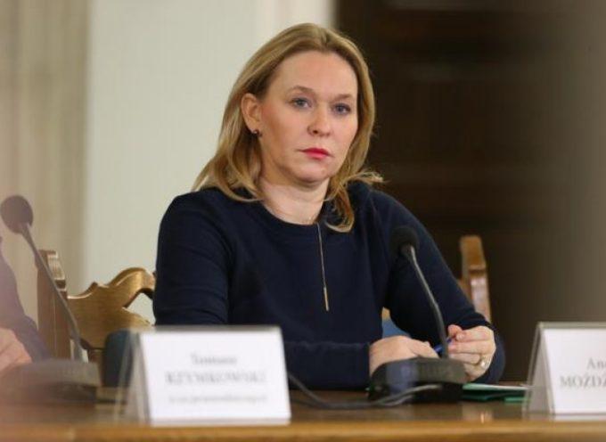 Angelika Możdżanowska z PSL już oficjalnie do PIS