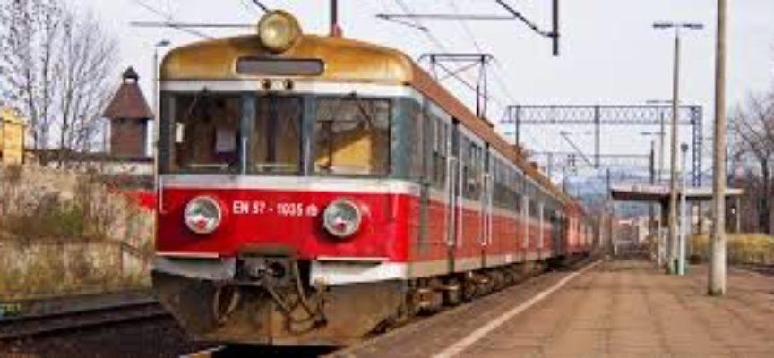 Pociągi relacji Wrocław- Poznań pojadą przez Ostrów