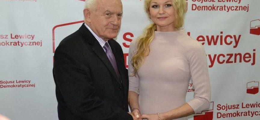 Karolina Pawliczak z SLD na prezydenta Kalisza