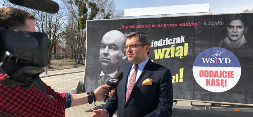 Konwój wstydu także w Ostrowie Wielkopolskim