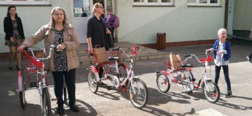 Wypożycz rower rehabilitacyjny – w szkole Edukator