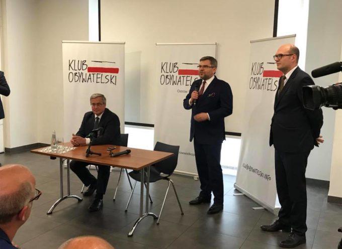 Bronisław Komorowski po raz trzeci w Ostrowie