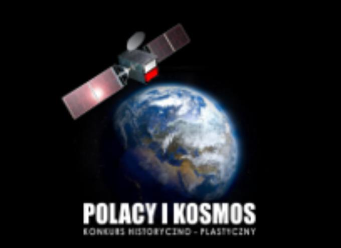 Konkurs plastyczny Polacy i kosmos