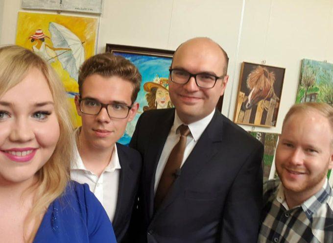 Damian Grzeszczyk wspólnym kandydatem PO i .Nowoczesnej