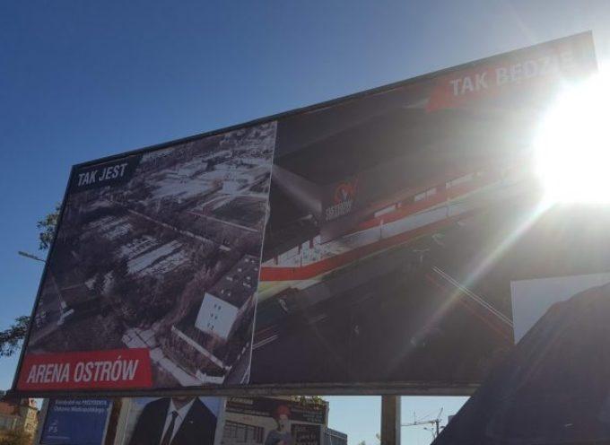 Kampania wyborcza na miejskich billboardach?