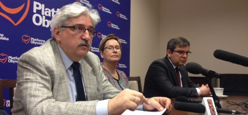 Radny Kornaszewski pyta o zapowiadaną likwidację Holdikomu