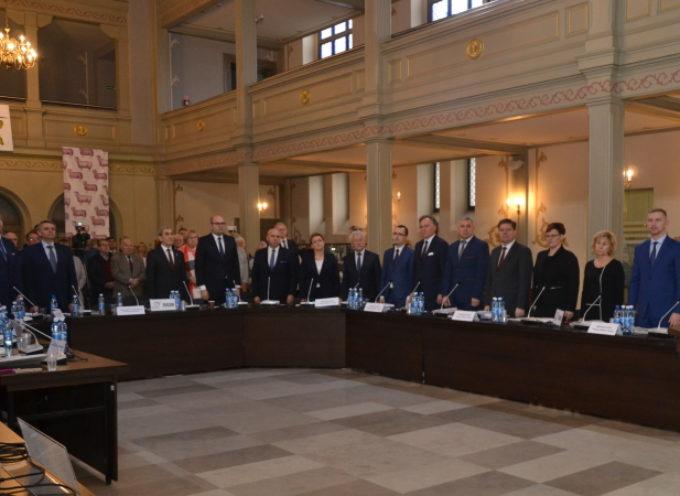 Lisiecki przewodniczącym, Grochowska i Banasiak wice