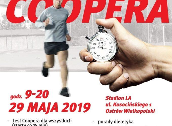 Przetestuj się z Cooperem