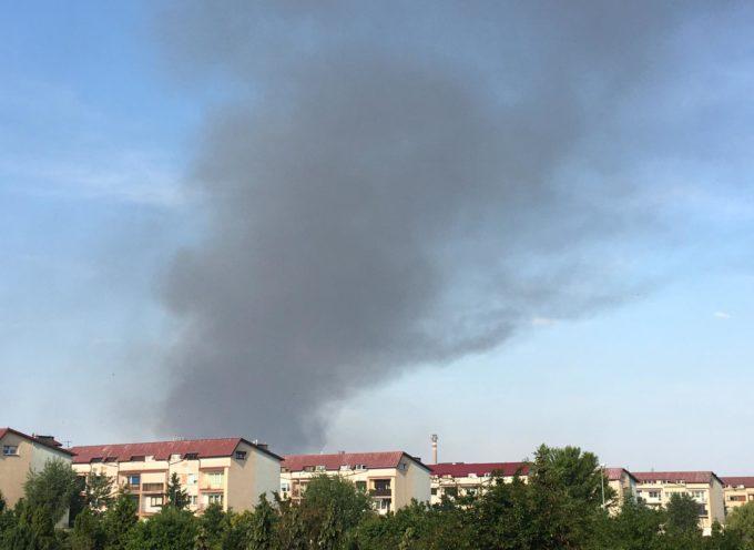 Pożar na składowisku – co dalej?