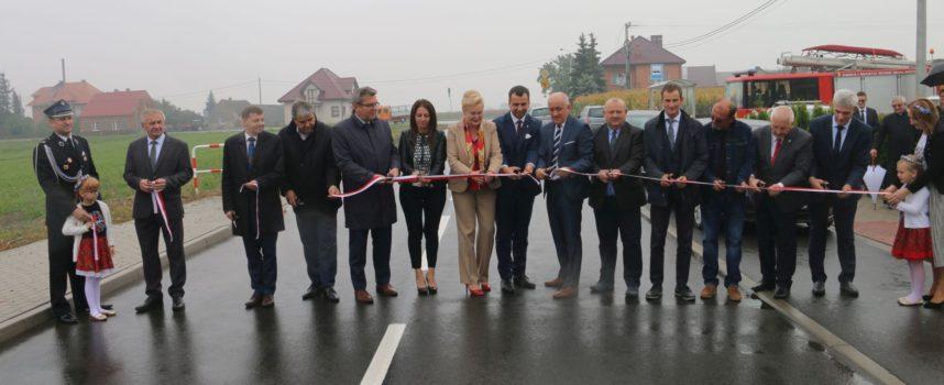Nowa droga Strzegowa-Gostyczyna