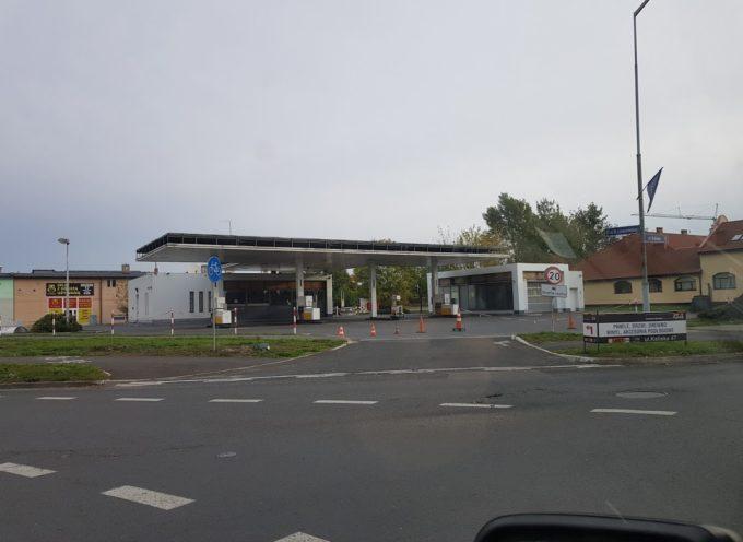 To była jedna z pierwszych markowych stacji w Ostrowie