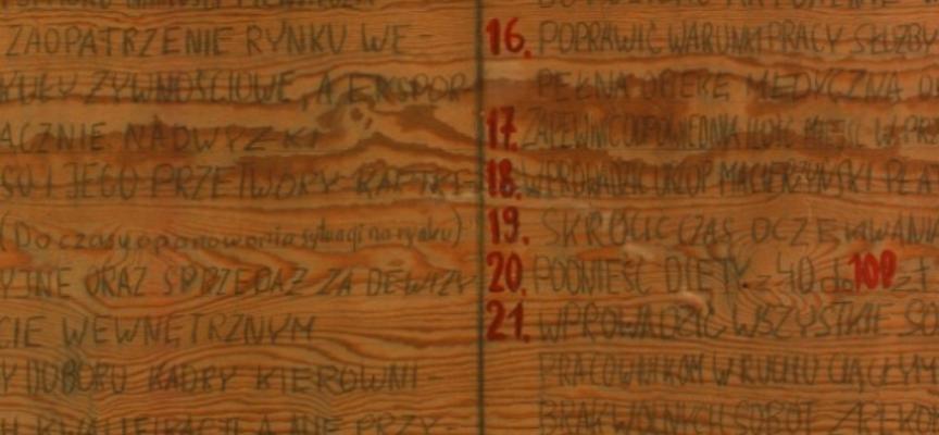 Tablice z ostrowskim śladem