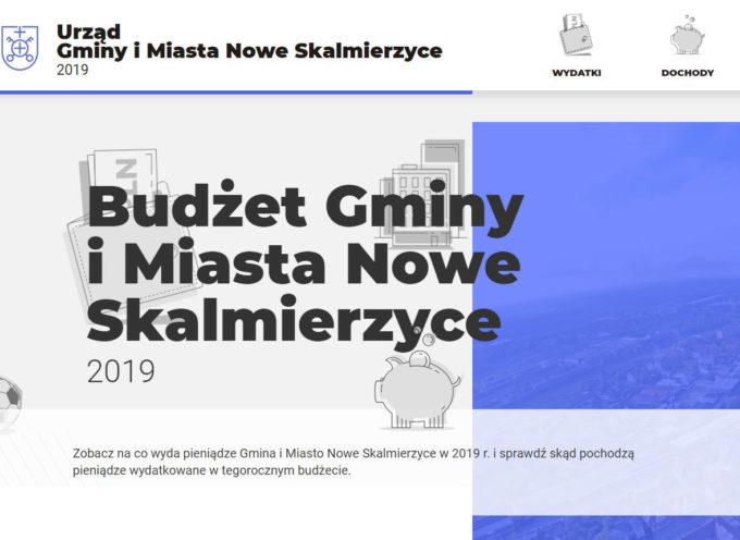 Nowe Skalmierzyce – jak to jest z budżetem