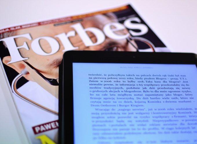 Dino, Techland… mocne regionalne akcenty na liście Forbesa