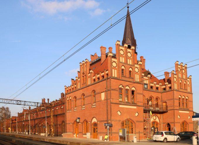 Przetarg na remont poczekalni na dworcu kolejowym  w Nowych Skalmierzycach